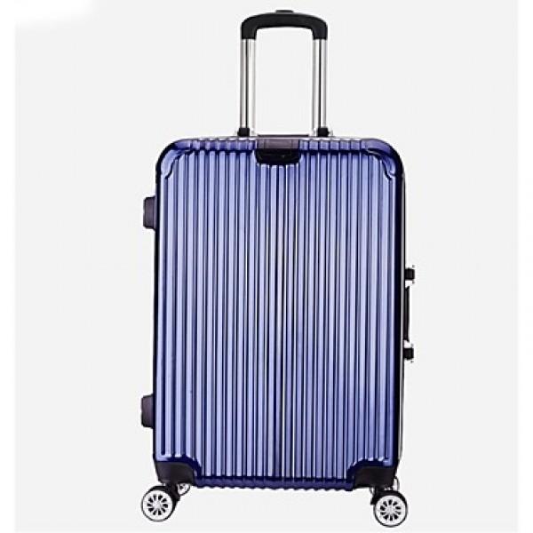 Unisex Metal Outdoor Luggage